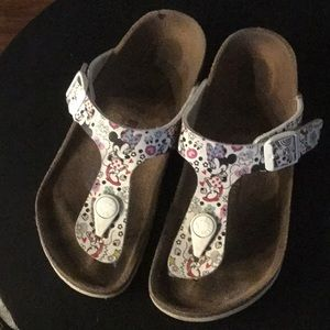 Disney Girls Birkenstock's Gizeh